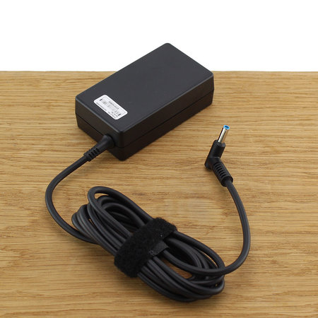 HP Laptop oplader Smart AC Adapter 65W met plugadapter