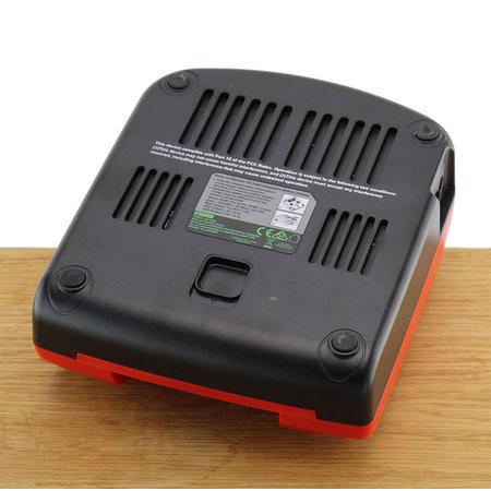 PowerSmart Basisstation Gereedschap Acculader 7.2-18V 3A