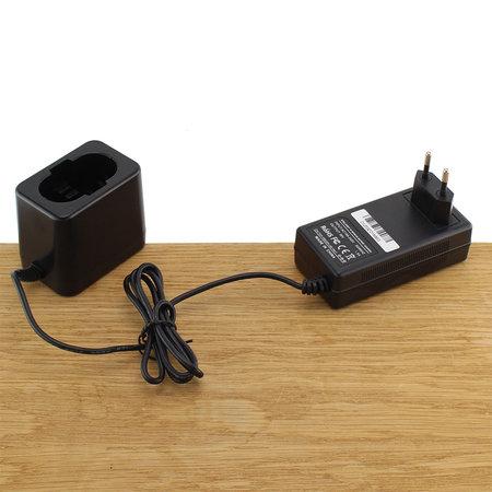 Acculader gereedschap 7,2 - 24V   Ni-MH   Ni-CD accu Metabo Bosch