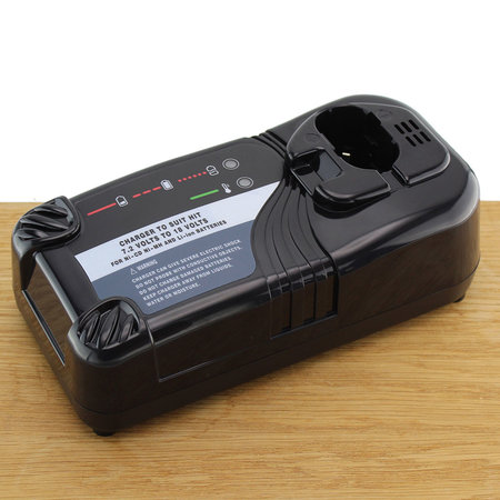 Compatibel Hitachi acculader HIT-CH01 voor Hitachi 7,2-18V 1,5A