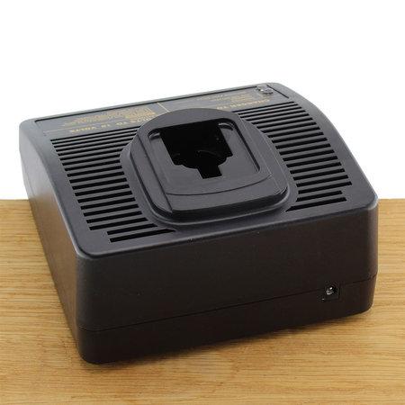 Compatibel lader DE-CH01 voor Dewalt, ELU 7,2-18V 1,5A