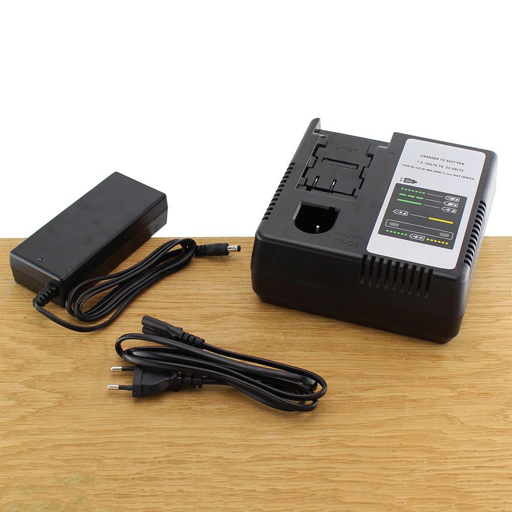 Compatibel lader PAN-CH01 7,2-24V