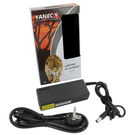 Yanec Laptop oplader AC Adapter 90W voor Dell