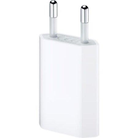 Apple USB adapter 5W Wit