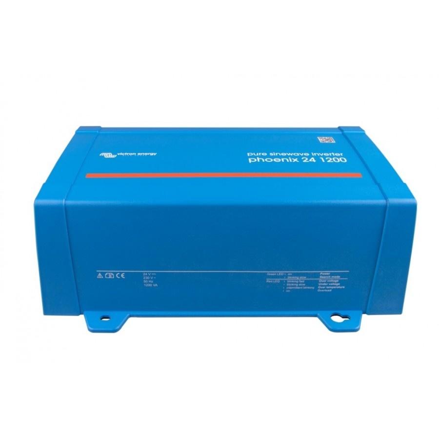 Victron Energy Omvormer 1200 VA 24 V-DC 230 V-AC