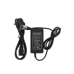 Giant fiets acculader 26V 2A XLR 4-polig