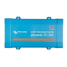 Victron Phoenix 12/250 Omvormer - IEC contactdoos