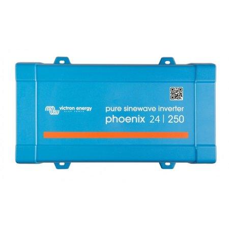 Victron Phoenix 24/250 DC/AC Omvormer - IEC contactdoos