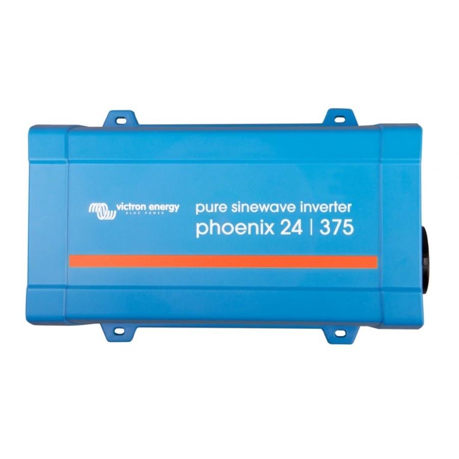 Victron Energy Omvormer 375 VA 24 V-DC 230 V-AC