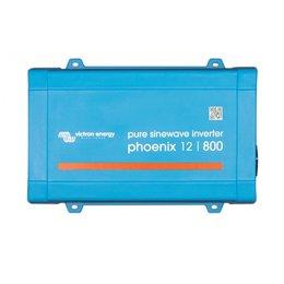Victron Phoenix 12/800 Omvormer - IEC contactdoos