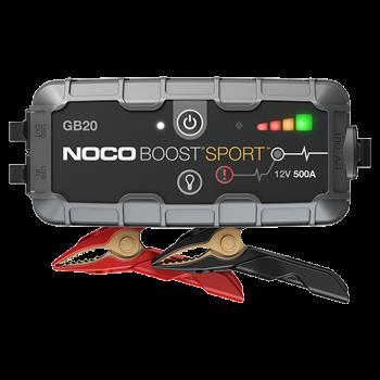 Noco Genius Booster acculader 12 V 400 A GB20