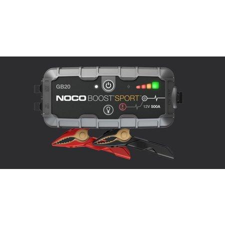 Noco Genius GB20 Lithium Sport Jumpstarter 400A