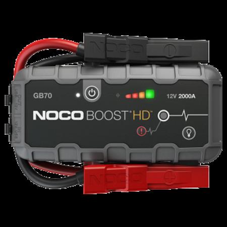 Noco Genius GB70 Lithium Boost HD Jumpstarter 2000A