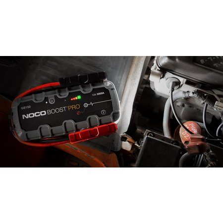 Noco Genius GB150 Lithium Boost PRO Jumpstarter 3000A