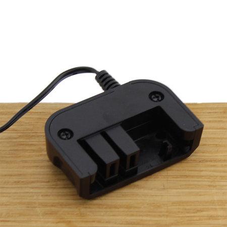 Black & Decker Acculader Black & Decker gereedschap 9,6 - 18V schuifaccu