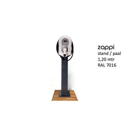 Myenergi Zappi Benelux Stand/ Paal voor 2 Zappi's