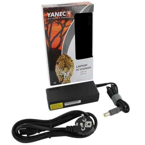 Yanec Laptop AC Adapter 90W voor IBM