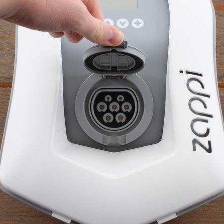 Myenergi Zappi V2 Socket 3 fase - 22kW - Wit