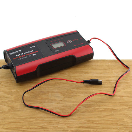 ABSAAR Smartlader PRO 6.0 6A 12/24V