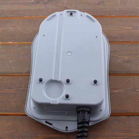 Myenergi Zappi V2 met vaste laadkabel 1 fase - 7kW - Zwart