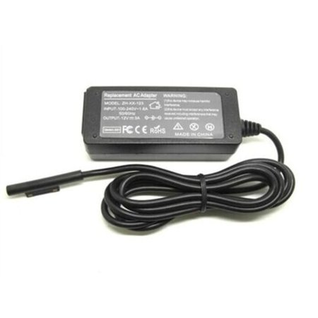 Blu-Basic Tablet oplader AC Adapter 36W | voor Microsoft Surface | MS Pro3 connector