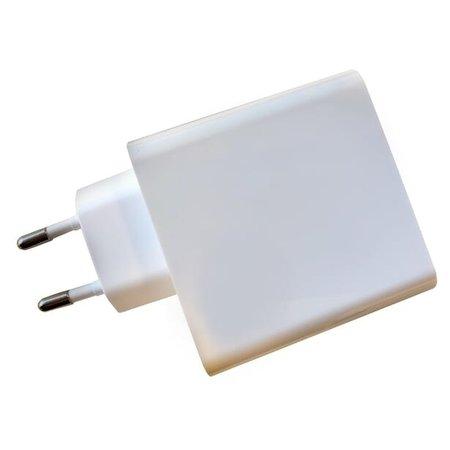 Blu-Basic Laptop oplader USB-C + 2x USB-A | AC Adapter 45W