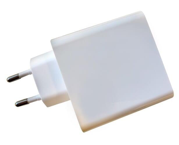 Laptop lader USB-C + 2x USB-A | AC Adapter 45W