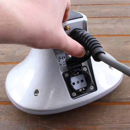 Charge Amps Halo Laadstation type 1, 1 fase 16A - Schuko - Uitbreidbaar naar 3 fase