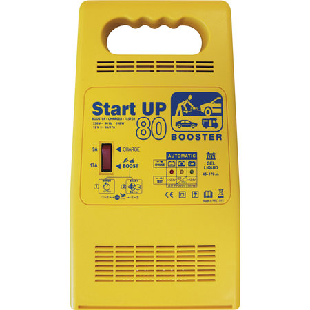 GYS Start Up 80 - Acculader/ Starthulp/ Tester