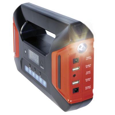 GYS Nomad Power 30 - Lithium Jumpstarter, Compressor en 12V voeding