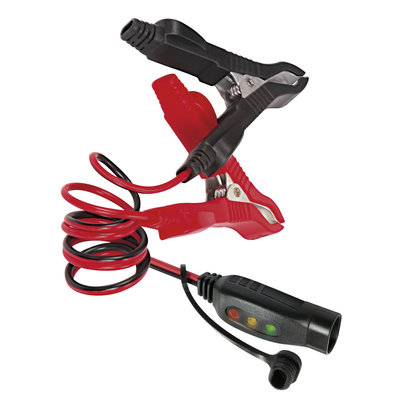 GYS KIT F2 kabel met accuklemmen en laadindicator