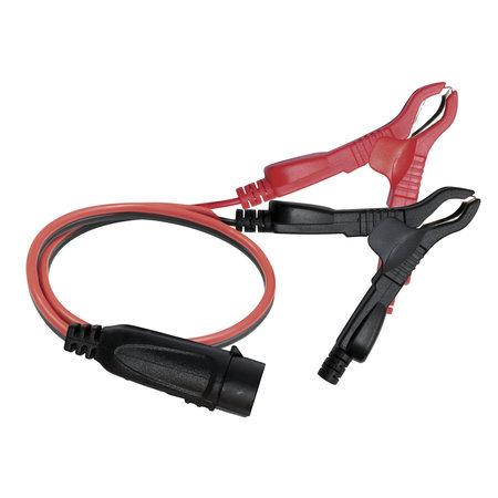GYS KIT F1 kabel met flash connector en accuklemmen