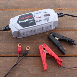 AQ-TRON AQ15000 Acculader/ Druppellader 12V en 24V
