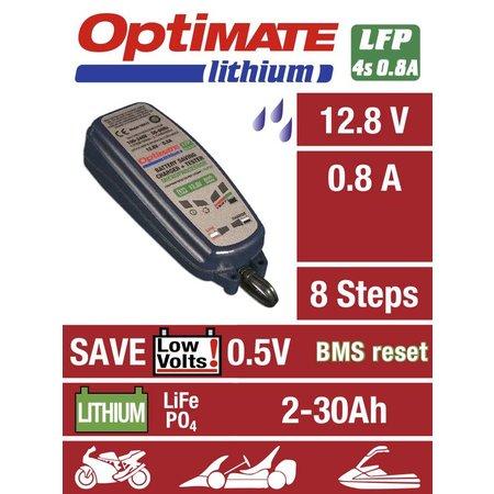 Tecmate Optimate Lithium 0,8A
