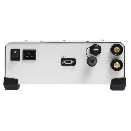 GYS acculader met voeding GYSFLASH 121.12 CNT FV   USB / SMC   120A   5M kabels