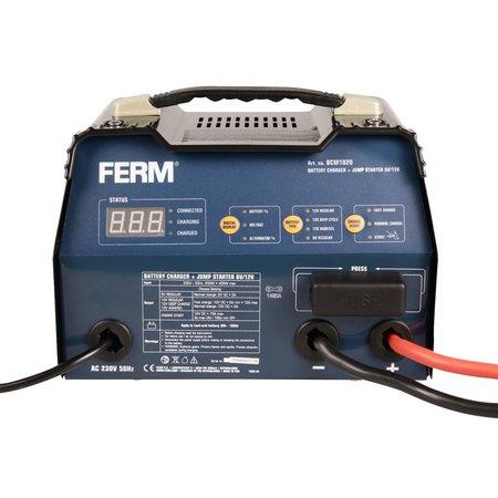 FERM BCM1020 - 6V / 12V - Druppellader - Starthulp