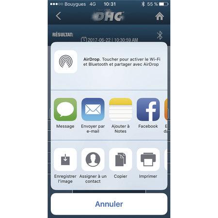 GYS accutester BTW 300 DHC met bluetooth voor 6/12V