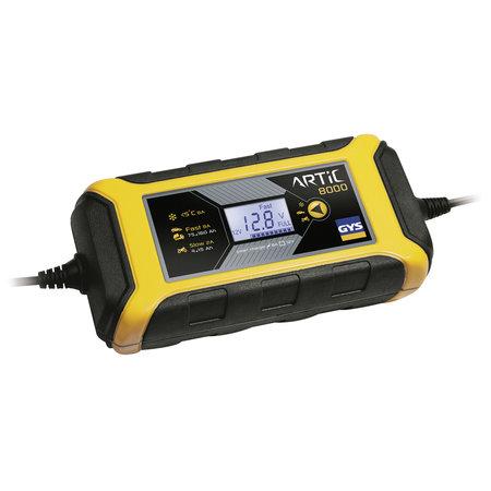 GYS druppellader ARTIC 8000   12V 2A/8A 130W