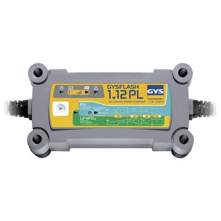 GYS druppellader GYSFLASH 1.12 PL | 12V 1A 20W