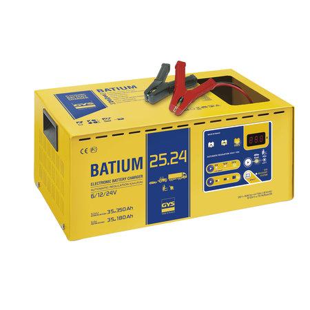 GYS acculader BATIUM 25.24 | 6, 12, 24V | 1150W