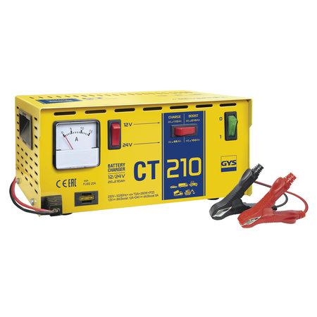 GYS acculader CT 210   12/24V 12/6A 260W