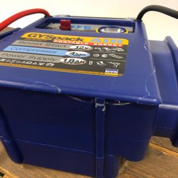 GYS GYSpack Air - Jumpstarter, Compressor en 12V voeding - gebruikt