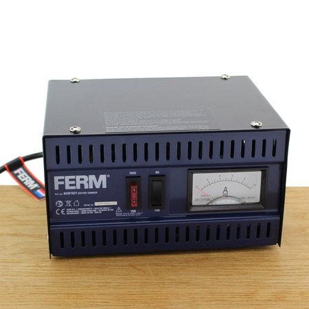 FERM Acculader BCM1021 - 6V / 12V