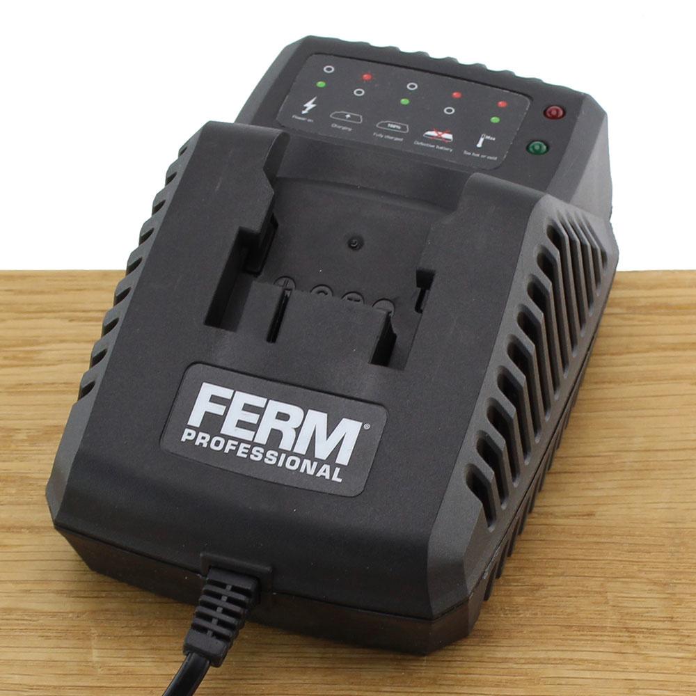FERM FERM Oplader voor FERM accu