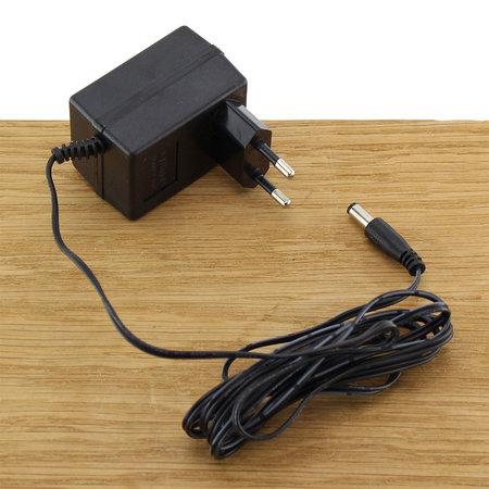 FERM Lader 3.6V met 5mm plug voor elektrische schroevendraaiers