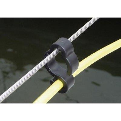 Ratio Rail clip voor walstroomkabels 16A snoer