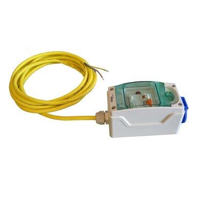 Ratio Electrical cabinet Single (1x Schuko) met kabel