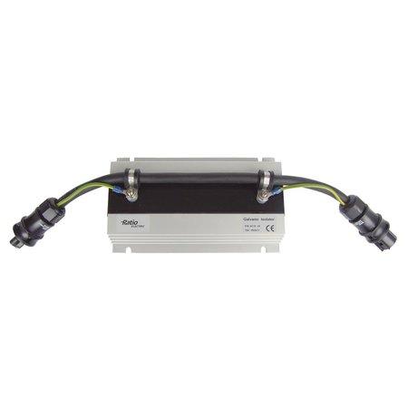 Ratio Galvanische Isolator voor Ratio AC16 walstroomsysteem