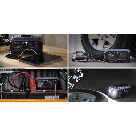 Noco Genius GB500 Lithium-ion Boost PRO Jumpstarter 20.000A