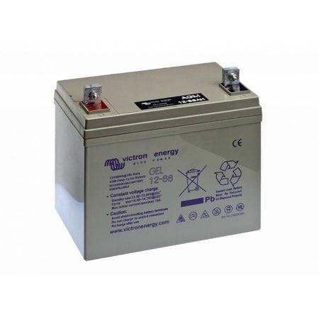 Victron Gel 12V/66Ah Deep Cycle Accu/ Batterij